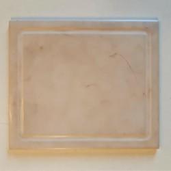 Ref : BEIGE A BORDURE  15x17,5