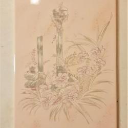 Ref : COLONNE ROSE  15x20