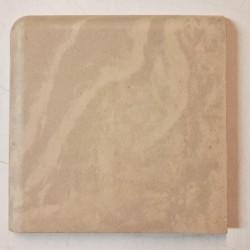 Ref : PORPHYRE ANGLE DE PLINTHE NUAGE GRIS 1  10x10