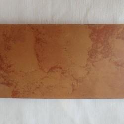 Ref : PORPHYRE ORANGE  10x20
