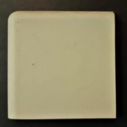 Ref : PORPHYRE ANGLE DE PLINTHE BLANC  10x10
