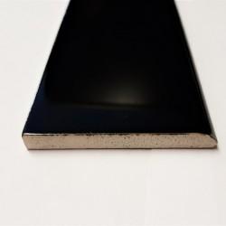 Ref : PLINTHE NOIRE  6x20
