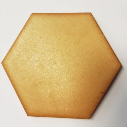 Ref : HEXAGONE BEIGE  10x10