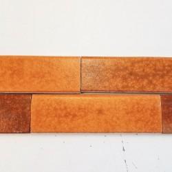 Ref : PLINTHE N° 951  TABAC RUSTIQUE 7,5x24