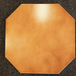 Ref : OCTOGONE BEIGE 31x33,5