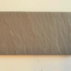 Ref : PALISSY GRIS ALUMINIUM  10x20