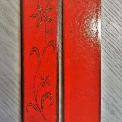 Ref : ARAGUSTA ROSSO  6,5x26