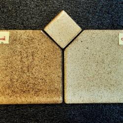 Ref : DUNE 1 PAN CASSE 15x15 + CABOCHON 5,7x5,7