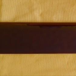 PLINTHE MAJOLIC BRUNE 7x20