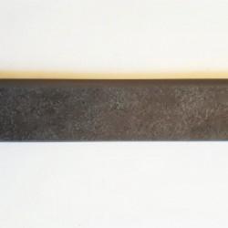 PLINTHE GRAPHITE NERO  8x35