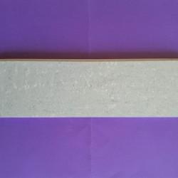PLINTHE SILVER STAR  9,4x30,3