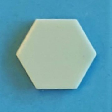 HEXAGONE GRIS  2,5x2,5
